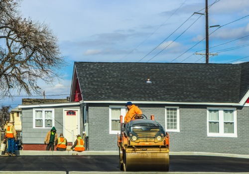 Paving Contractors Pekin IL