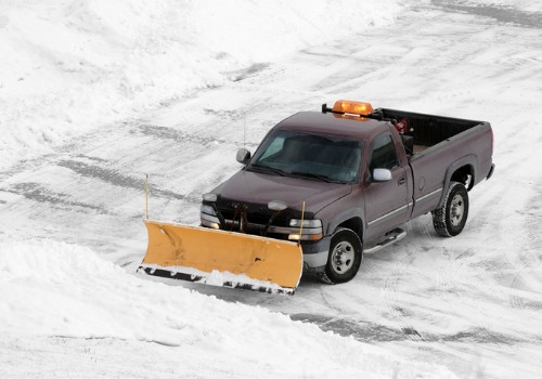 Snow Removal East Peoria IL